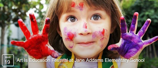 "Agape Children's Museum Celebrates ""Art is Education"" Month"