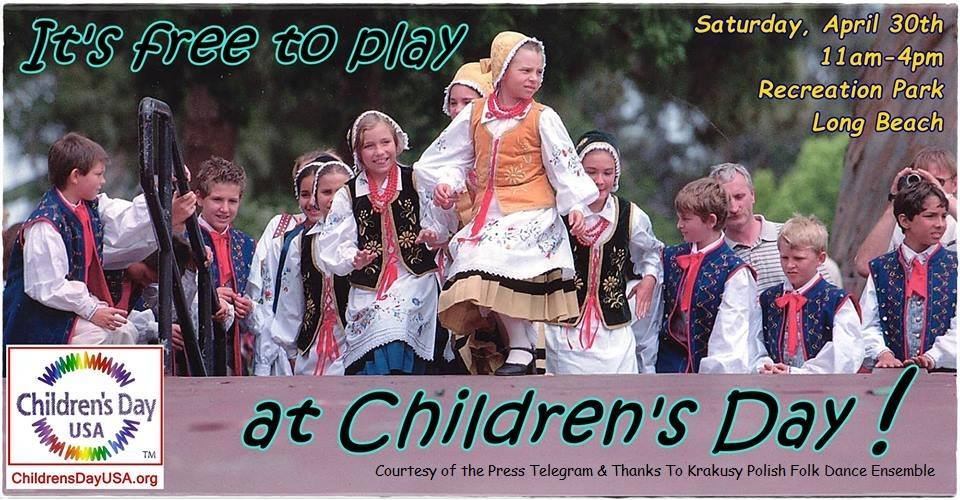 Children's Day USA at Long Beach Recreation Park