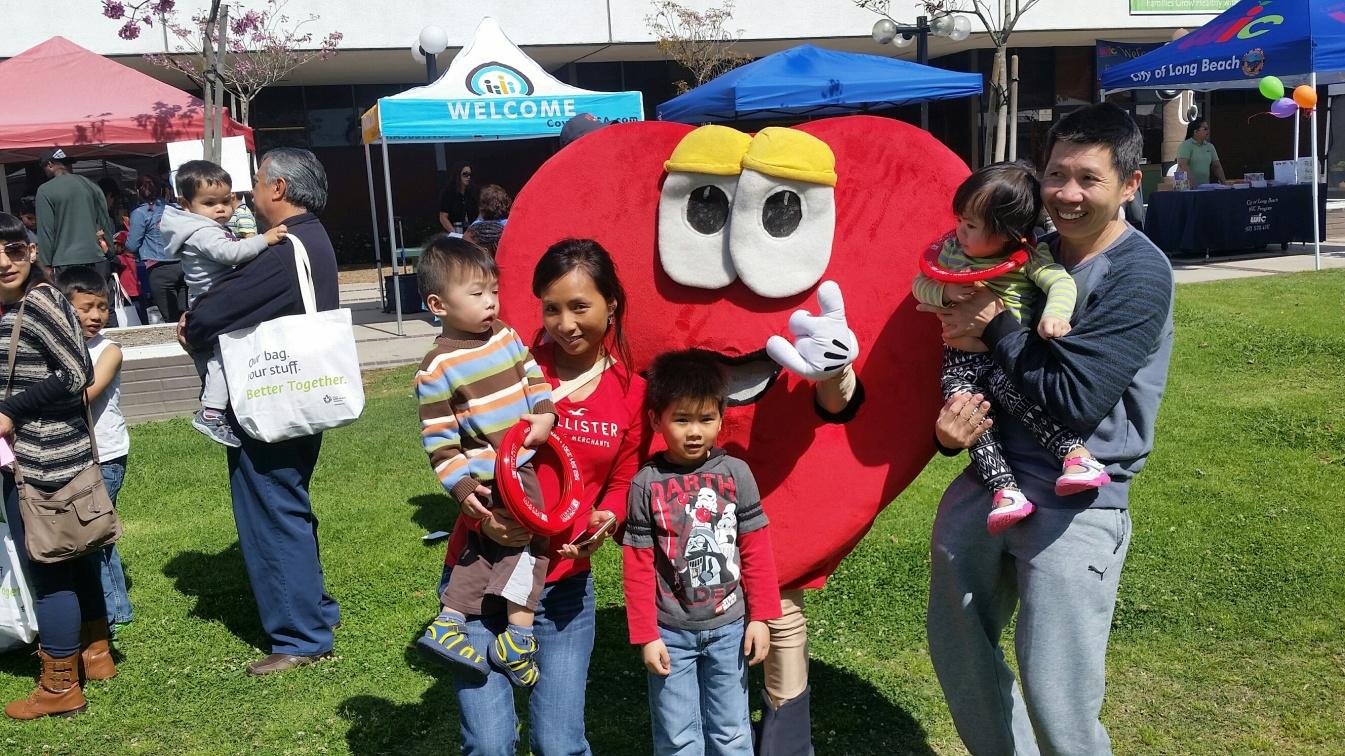 Family Health Festival Saturday, September 30 Admiral Kidd Park