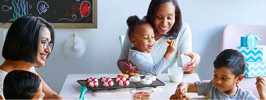 Agape Partners with Pampered Chef for Fundraiser to Promote Healthy Eating